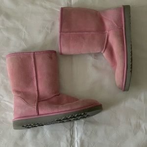Classic Pink UGGs